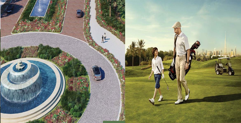 <div>فلل كبيرة فاخرة من 6 , 7 غرف نوم</div><div>في قلب مدينة دبي تبدأ الأسعار من 11 مليون درهم</div>