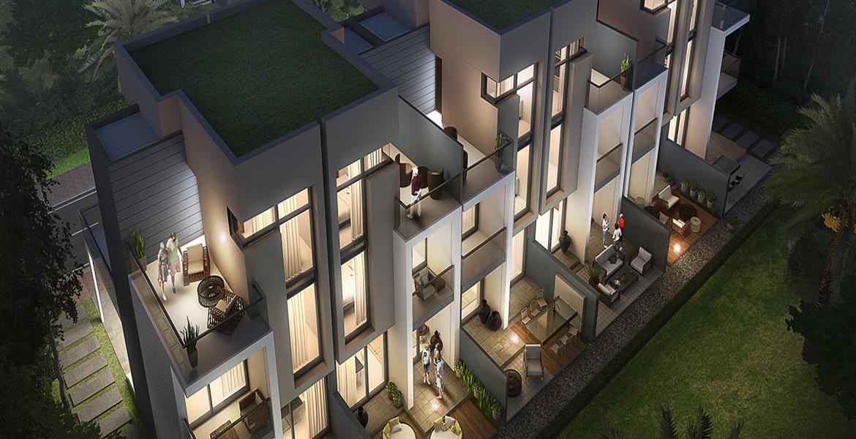 منازل جاهزة في مجمع الغولف العالمي