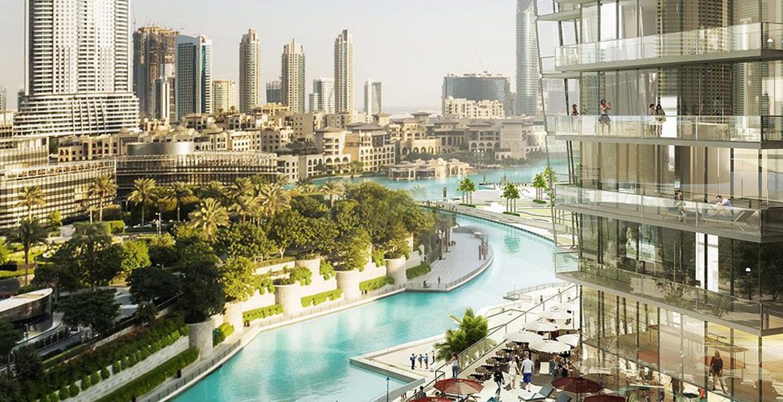 جراندي في منطقة دار الأوبرا - وسط مدينة دبي