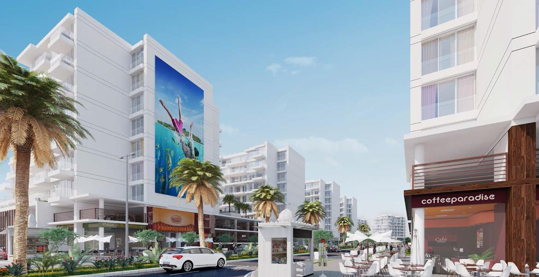 برج كارسون , داماك هيلز , دبي