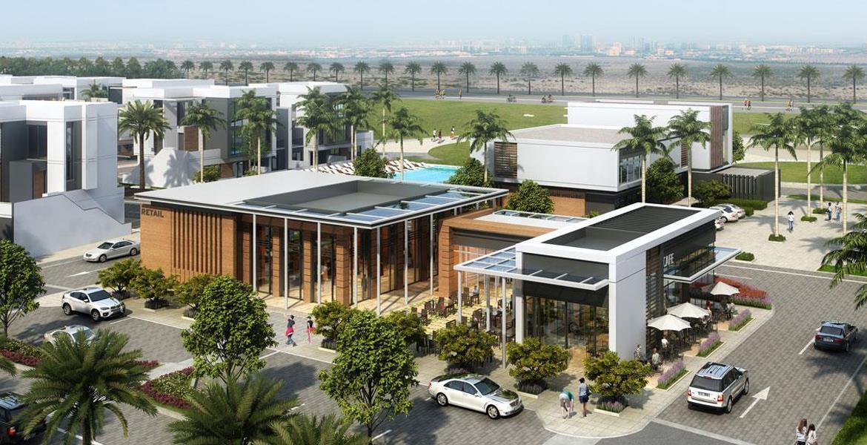 بارك لين تاون هاوس , جنوب دبي , دبي