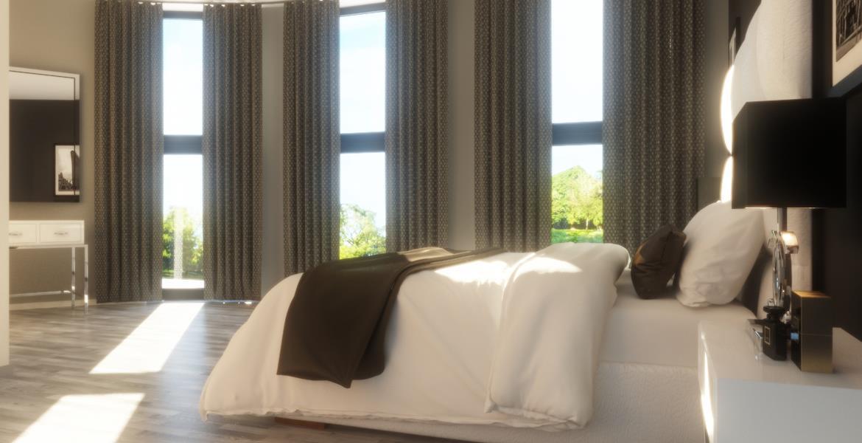 تقدم شقق من غرفة و غرفتي نوم