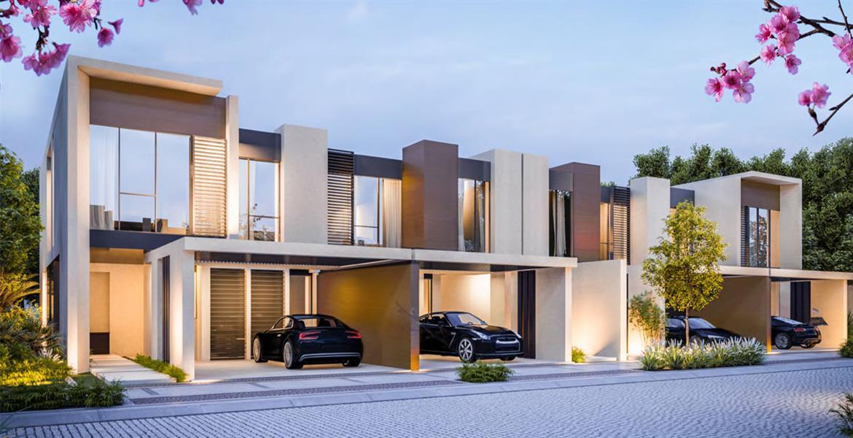 <div>تاون هاوسز بثلاث وأربع غرف فاخرة،</div><div>ابتداء من 1.5 مليون درهم</div>