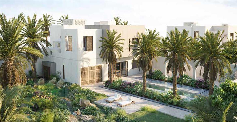 فلل فاخرة من 3/5/7 غرف نوم تبدأ أسعارها من 3.7 مليون درهم