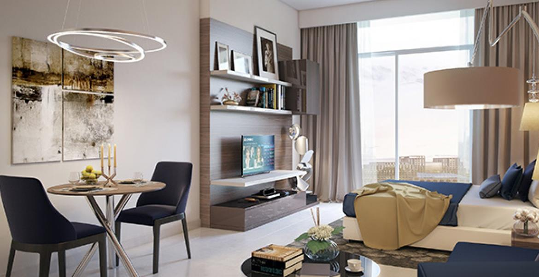 غرفة نوم تبدأ أسعارها من 399,000 درهم إماراتي