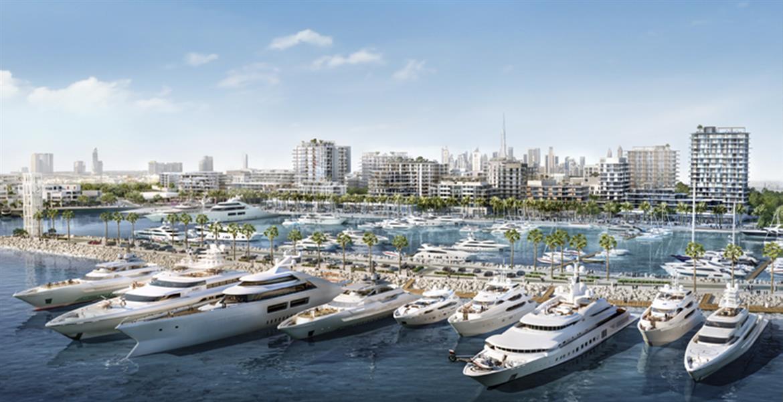 ميناء راشد من إعمار العقارية في ميناء راشد، دبي