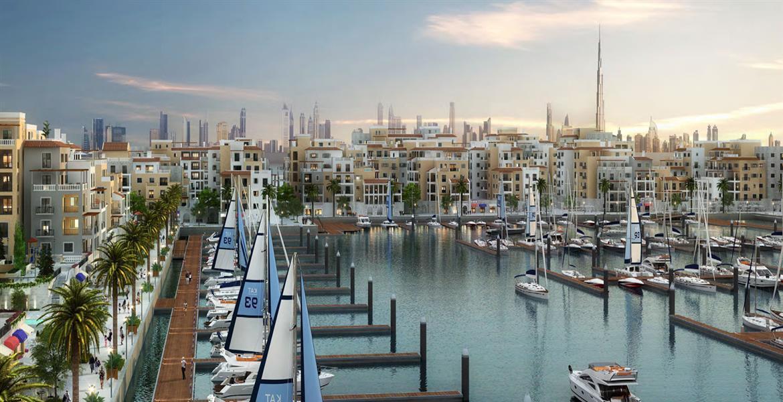 شقق سكنية جديدة قادمة في لا مير دبي