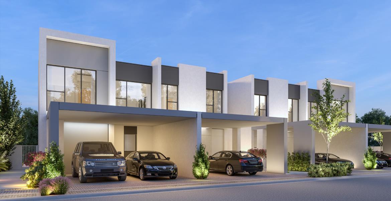 <div>منازل فاخرة مكونة من 3 غرف و4 غرف نوم</div><div><br></div>