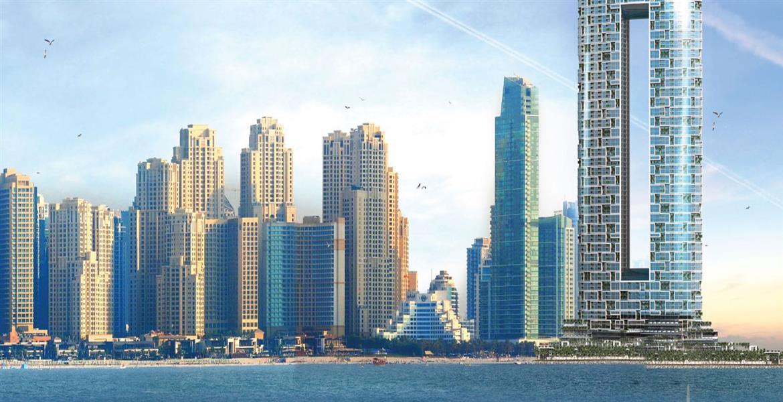 العنوان ريزيدنسز  من إعمار في دبي