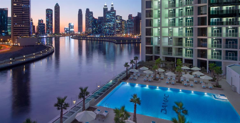 داماك برايف في الخليج التجاري، دبي