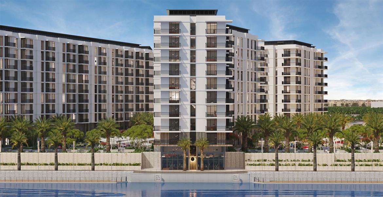 واترز إج المبنى 4 في جزيرة ياس، ابوظبي