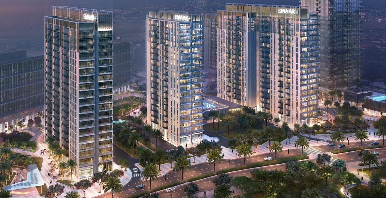شقق فخمة مؤلفة من 1\2\3 غرف في قلب مدينة دبي