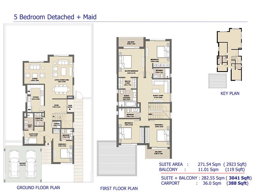 5-Bedroom-Detached-Villa-Maid