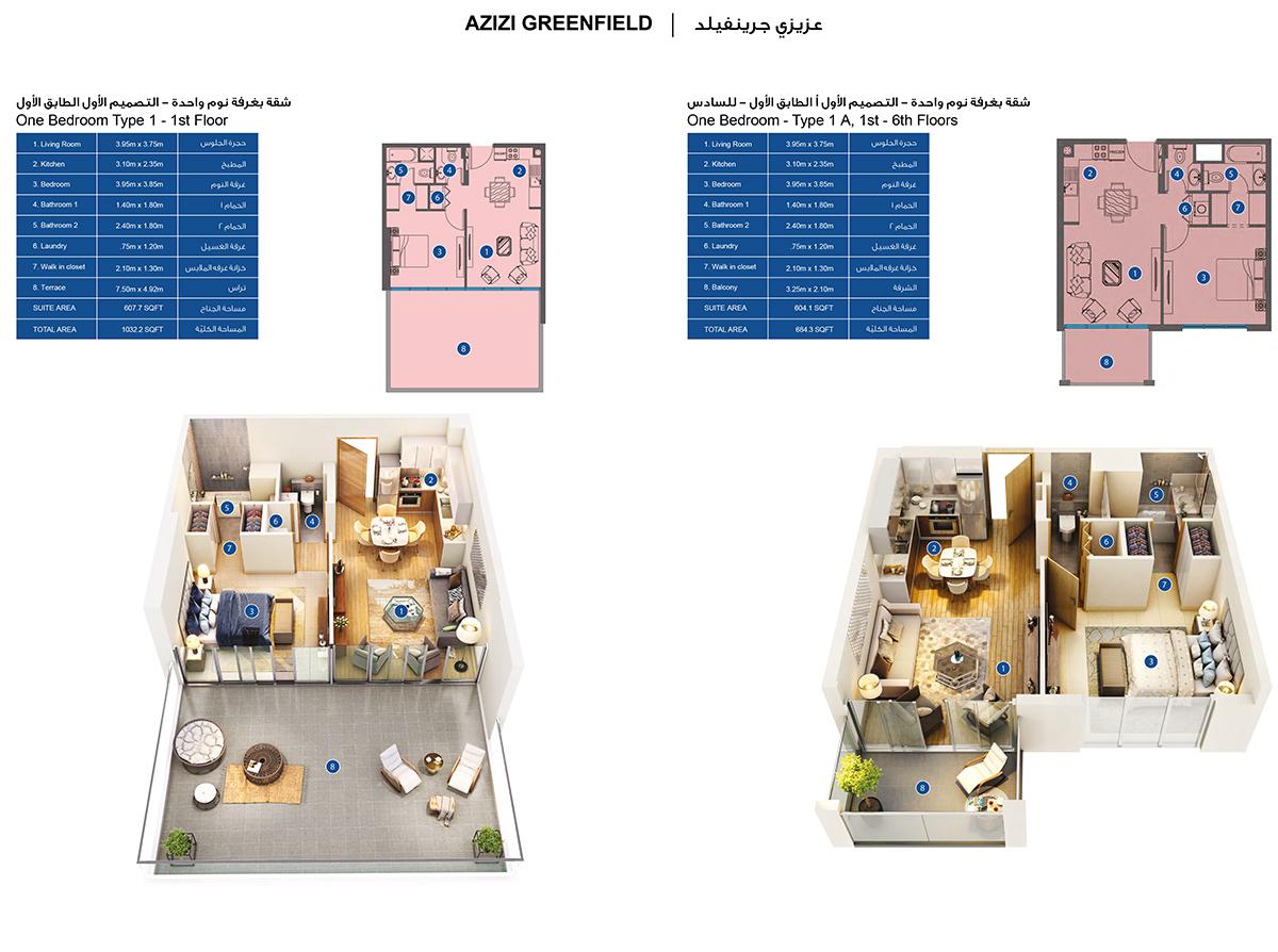 Bedroom 1 -3d-1