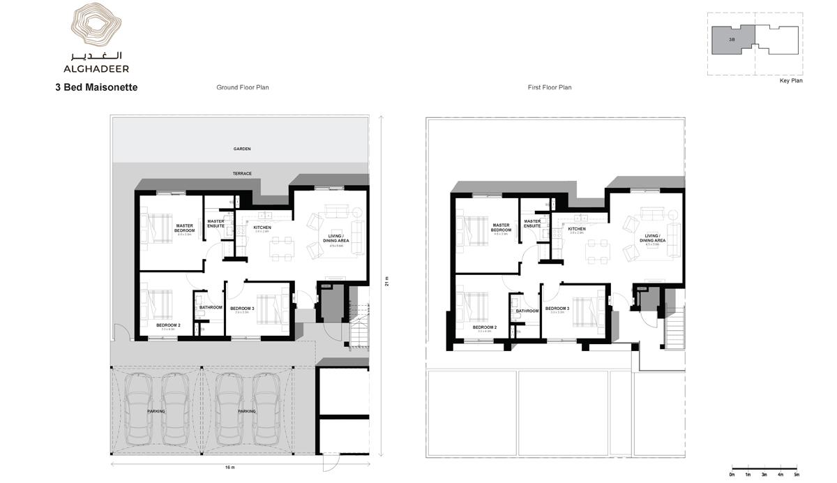 Bedroom 3 -Maisonette