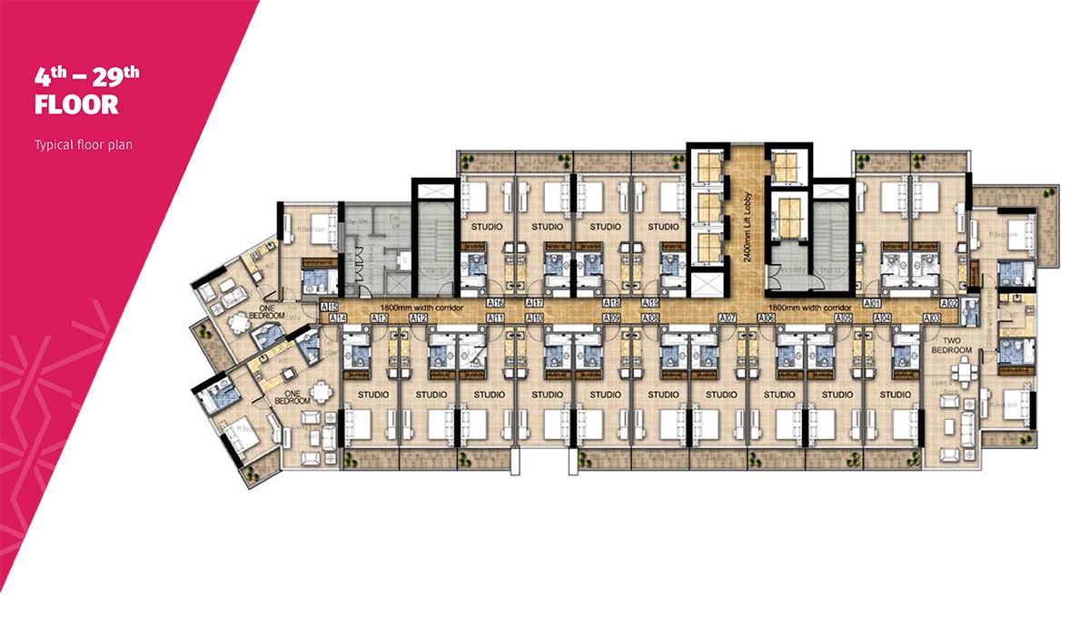 Type-Floor-4th-To-29th-Floor