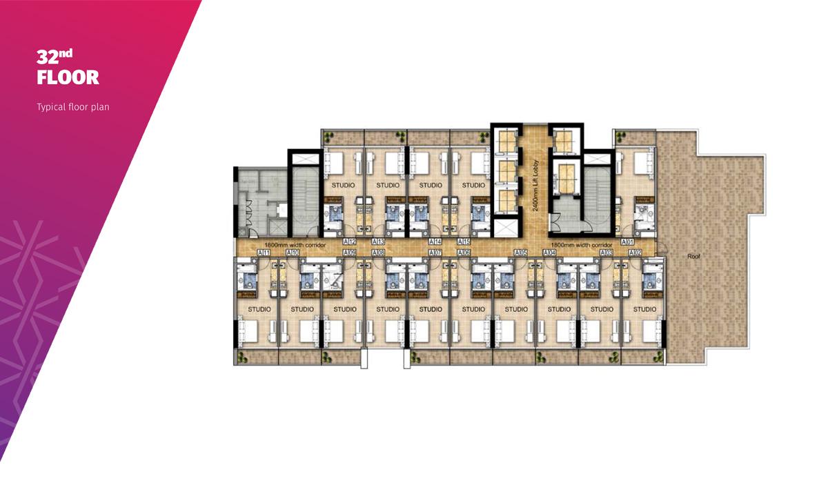 Type-Floor-32nd-Floor