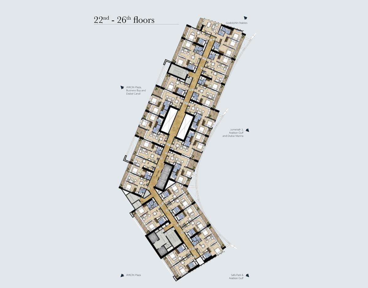 22nd-26th-Floor