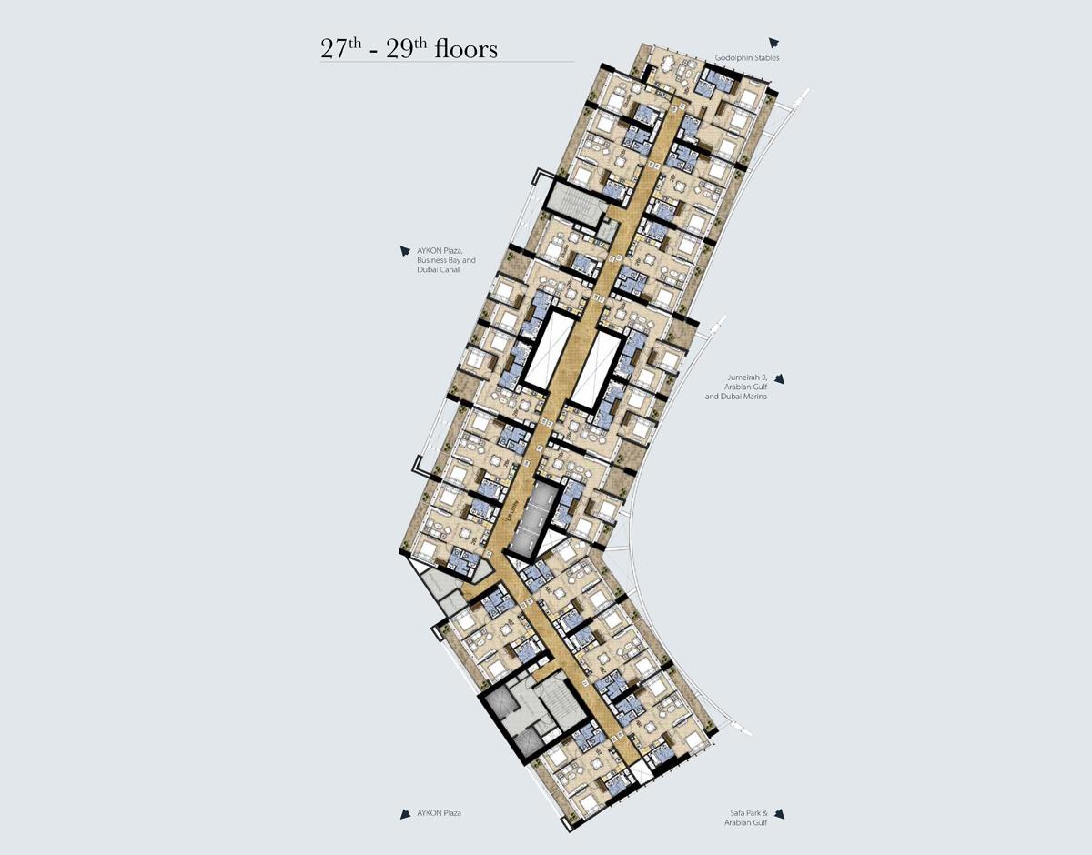 27th-29th-Floor