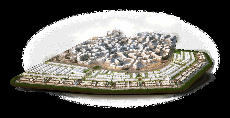 ورسان-فيلج-دبي  المخطط الرئيسي