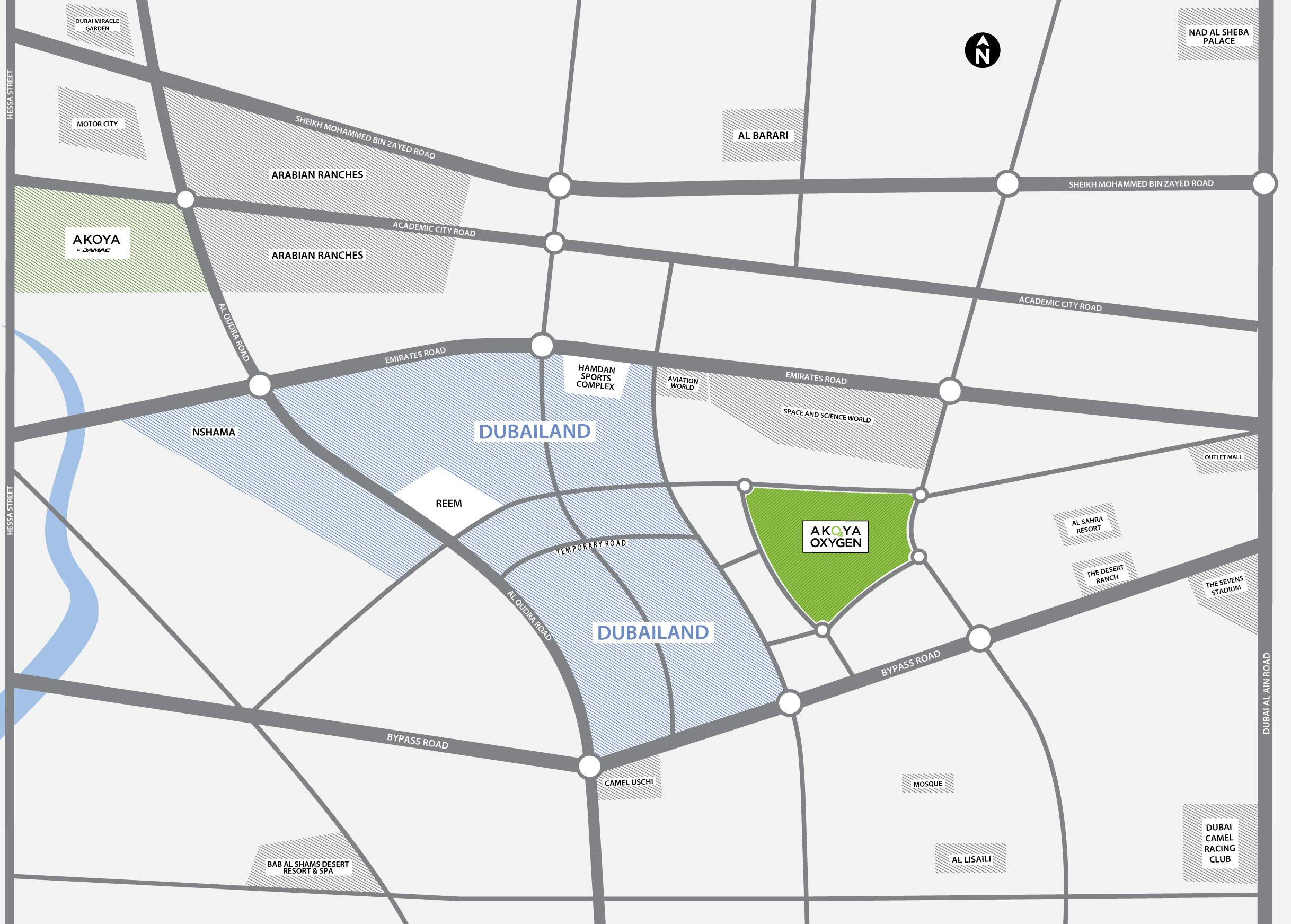 شاطئ-نافيتاس خريطة الموقع