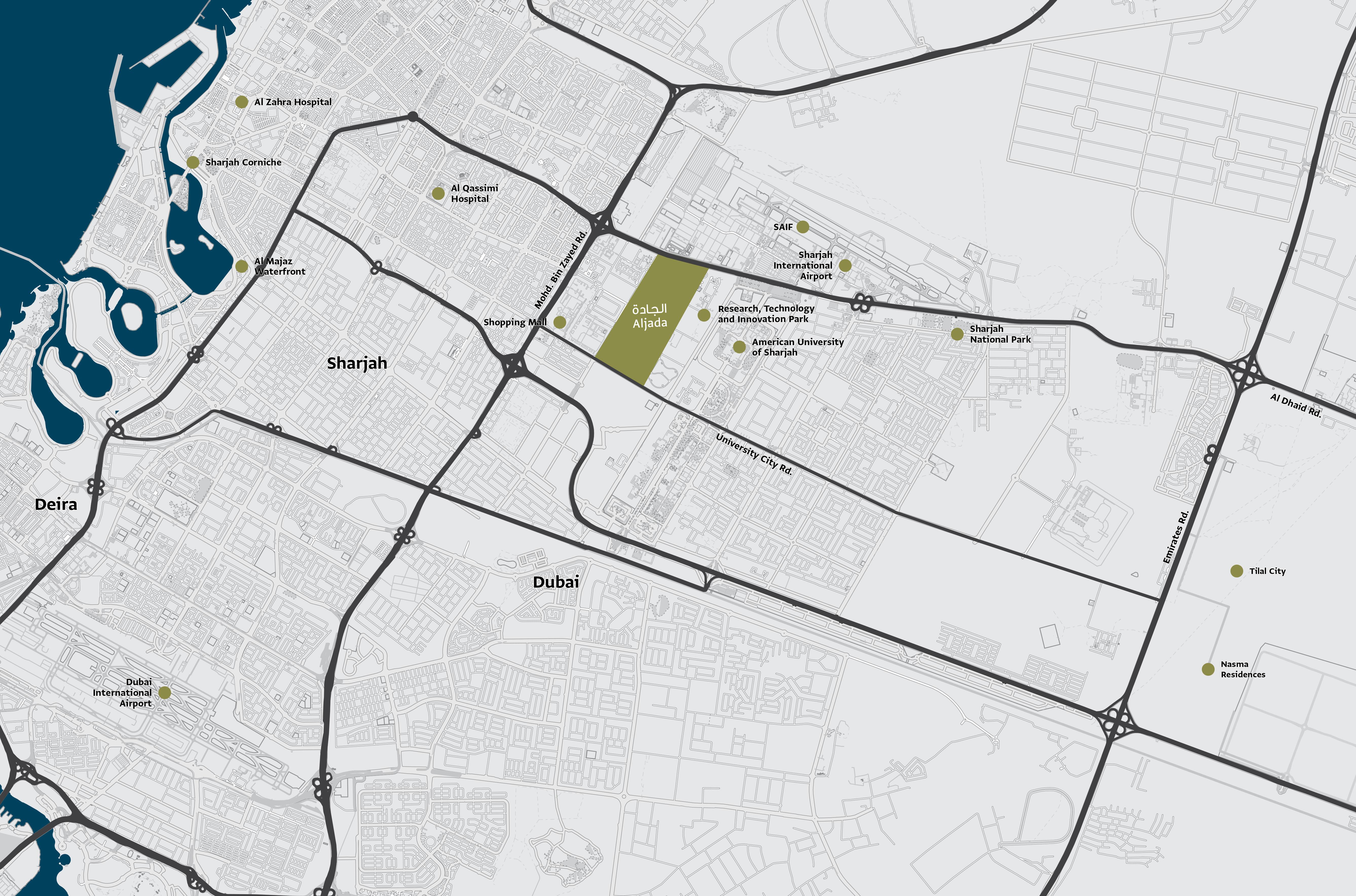 فندق-فيدا خريطة الموقع