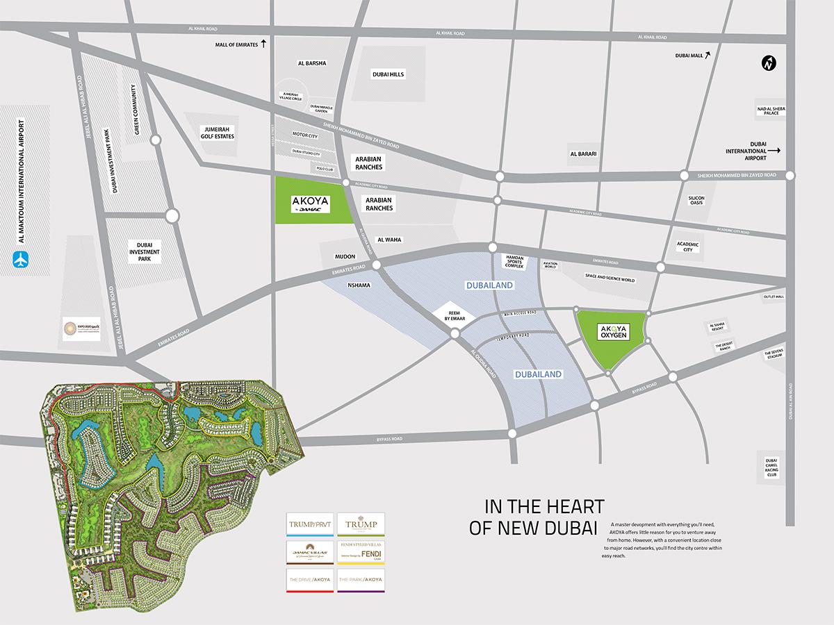شقق-أرتيسيا خريطة الموقع
