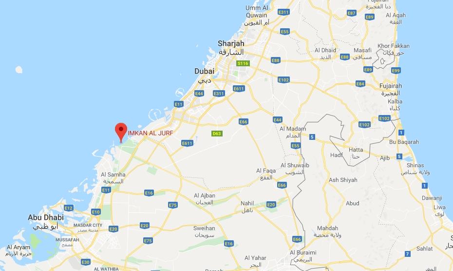 قطع-أرض-في-الجرف-سوبيريور خريطة الموقع