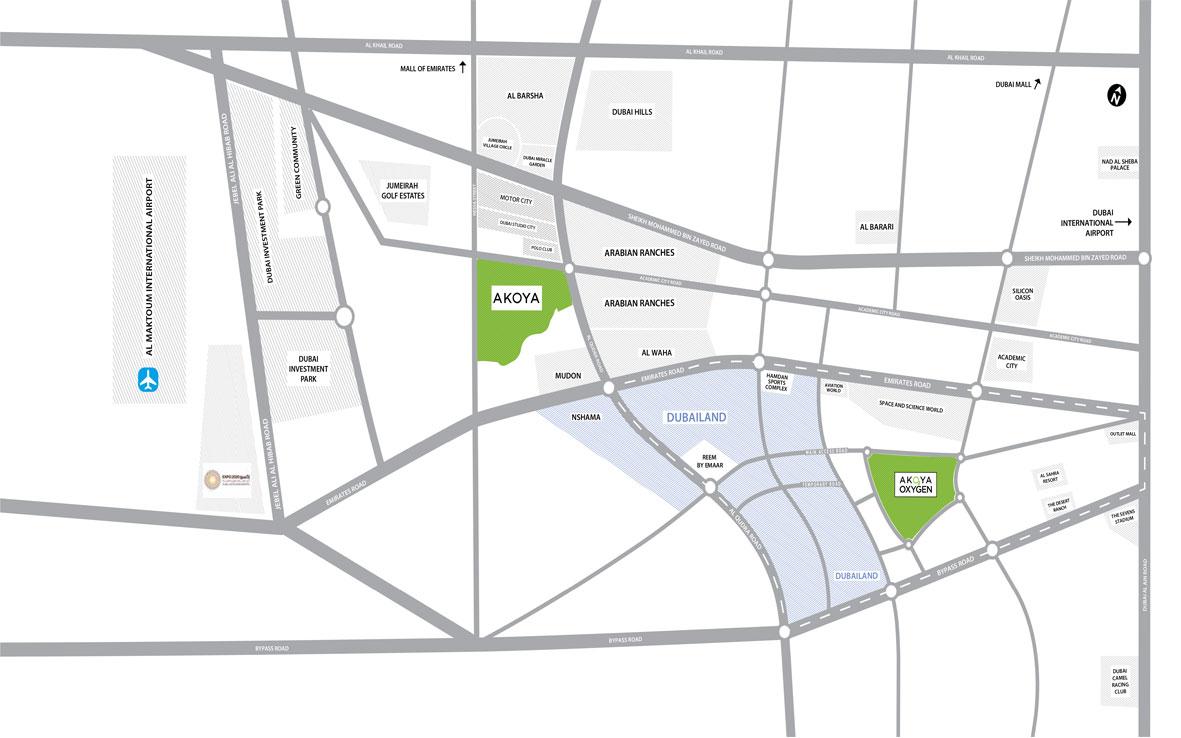 أكويا-مانارولا خريطة الموقع