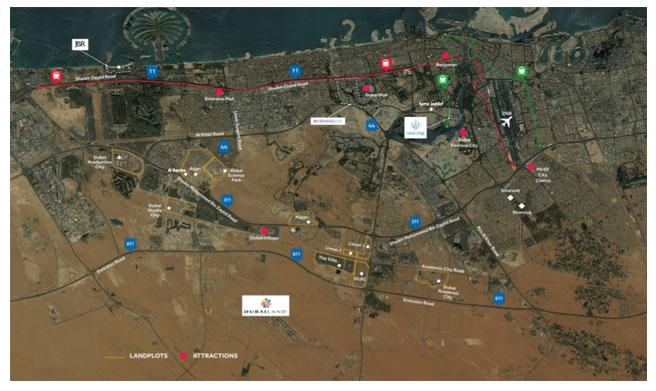 أراضي-سما-جداف خريطة الموقع