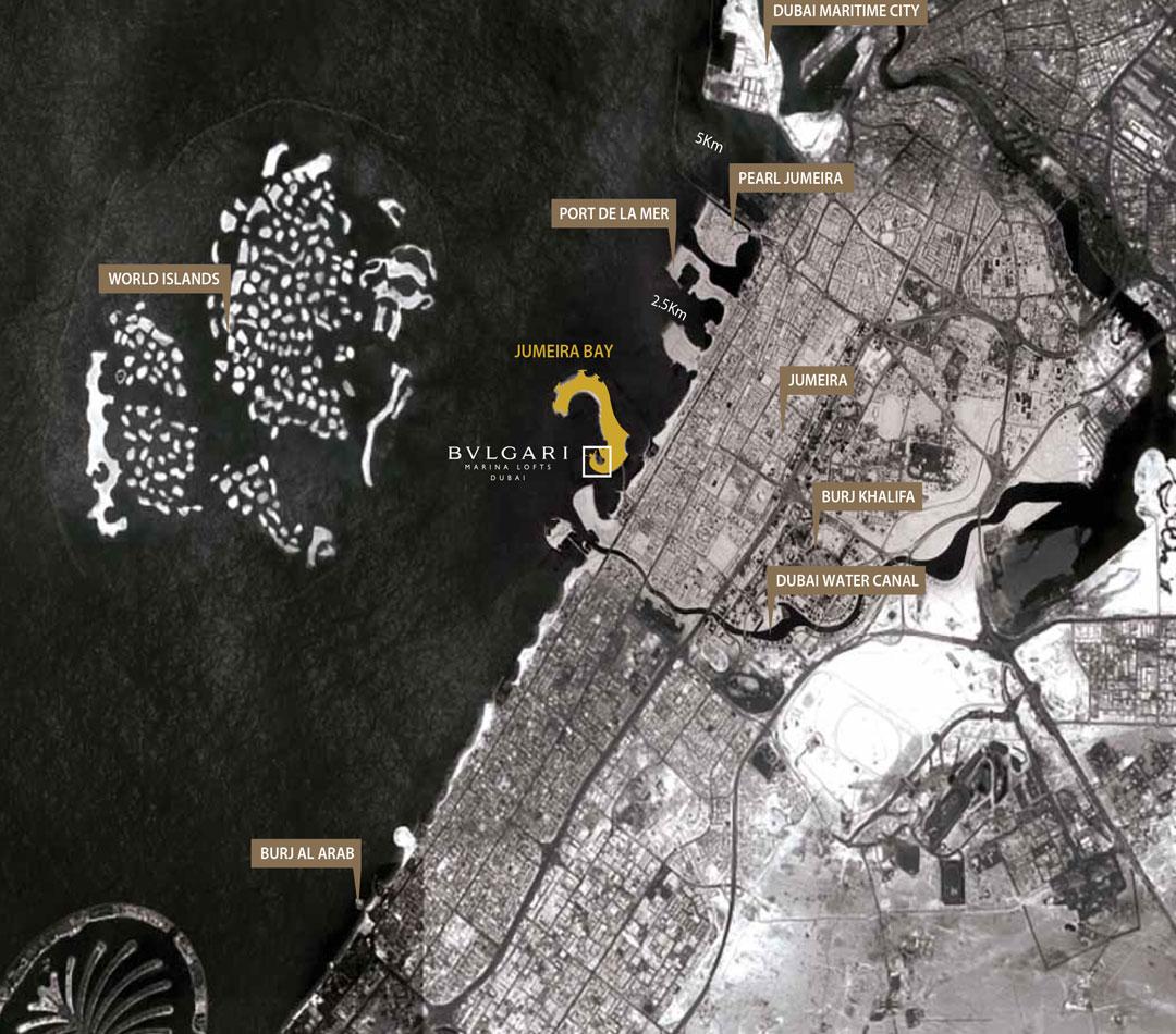 بولغري-مارينا-لوفتس خريطة الموقع