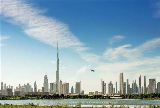 القرى في دبي