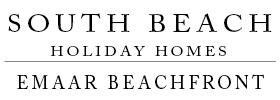 هوليداي هوم| منزل العطلات ساوث بيتش  في إعمار بيتشفرونت| إعمار العقارية