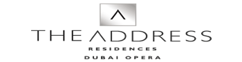العنوان ريزيدنس دبي أوبرا  في وسط مدينة دبي
