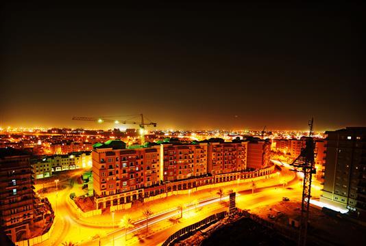 مدينة دبي العالمية